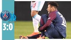 Neymar-Schock! Paris-Star verletzt raus | Paris St. Germain - Olympique Marseille 3:0