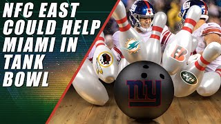 Deplorable NFC East May Help Dolphins Win Tank Bowl