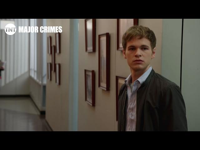 TV Guide - Major Crimes Boss Breaks Down That Shocking Death