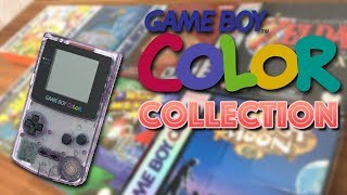 Meine GAME BOY COLOR Collection / Sammlung