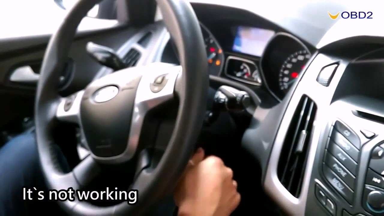 программирование ключа на ford focus 2 рестайлинг