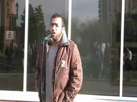 National Day of Action - Muslim Student
