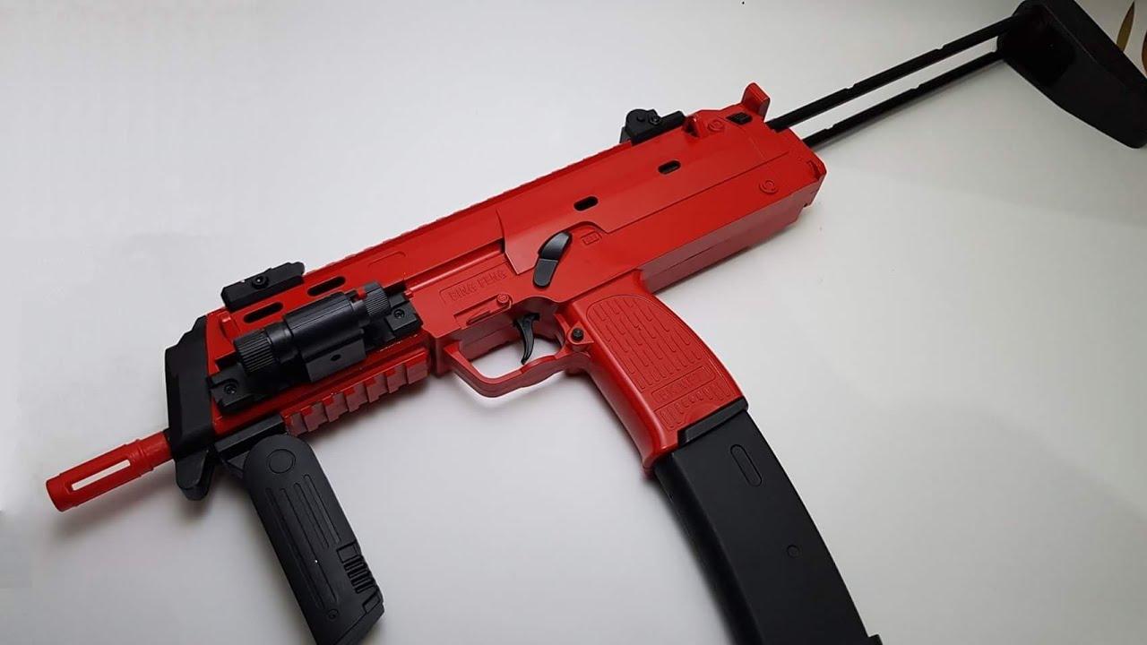 HK MP7 gel blaster review