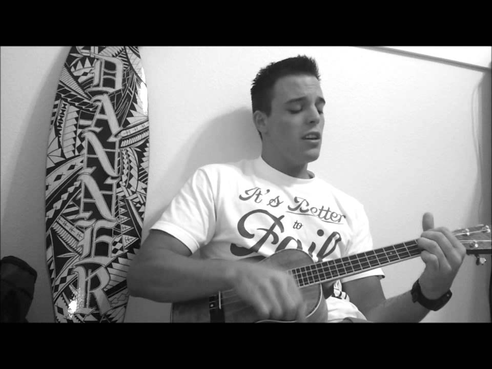 Iration Fallin Ukulele Cover Youtube