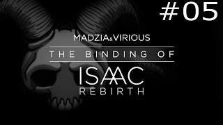 The Binding of Isaac: Rebirth - Challenge: Darkness Falls - Odcinek 5 /w Virious