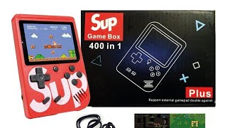 Sup Game Box (400 Games in 1) Unboxing, Gameplay, Review Rs.599