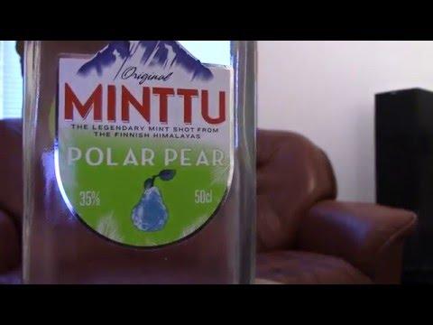 Juomatesti: Minttu Polar