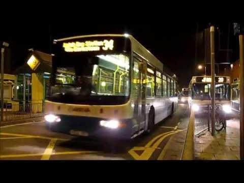 Trains & Buses on Merseyside & St Helens November 2014
