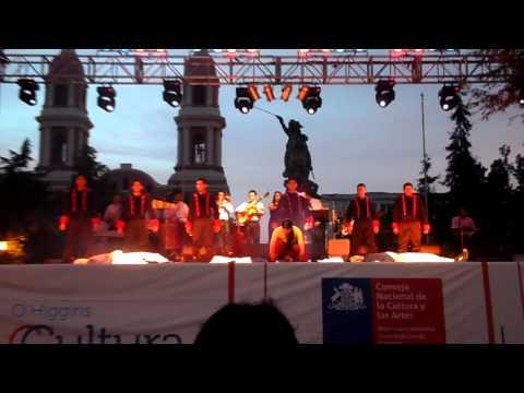 Ballet Folclórico Municipal de Rancagua - Batalla de Rancagua