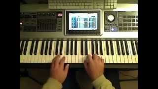 Pt 1: How to play intro to Khe Sahn on Piano