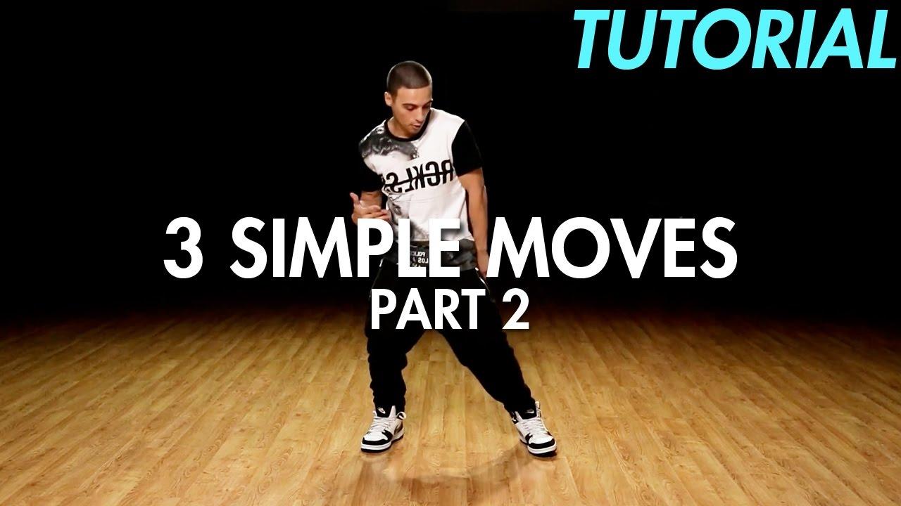 Download 3 Simple Dance Moves for Beginners - Part 2 (Hip Hop Dance Moves Tutorial)   Mihran Kirakosian