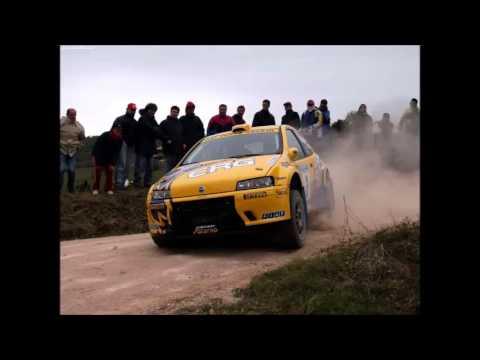 2003 Fiat Punto Rally Youtube