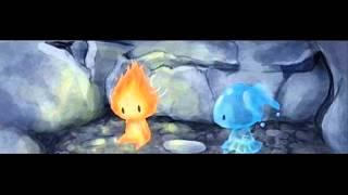 El fuego y el agua (una historia que demuestra que no hay nada imposible)