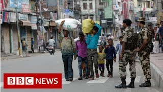 Скачать Kashmir In Lockdown After Autonomy Scrapped BBC News