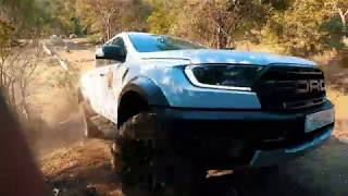 Ford Raptor vs Isuzu D-Max 300