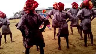 CSS Kalio Ama Yoruba dance