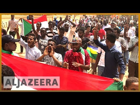 Sudan protests: Death toll rises after crackdown