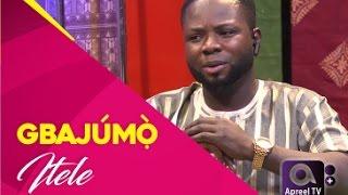 Gbajumo TV Latest 2016 Interview with Ibrahim Yekinni Itele