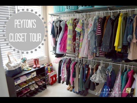 elfa closet tour