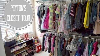 Peyton's Elfa Closet Tour