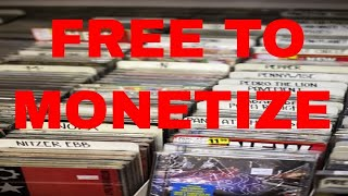 Energy Music ($$ FREE MUSIC TO MONETIZE $$)