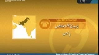 Did Hadhrat Mirza Ghulam Ahmad as make a prophecy regardinh Bahaullah persented by khalid Qadiani