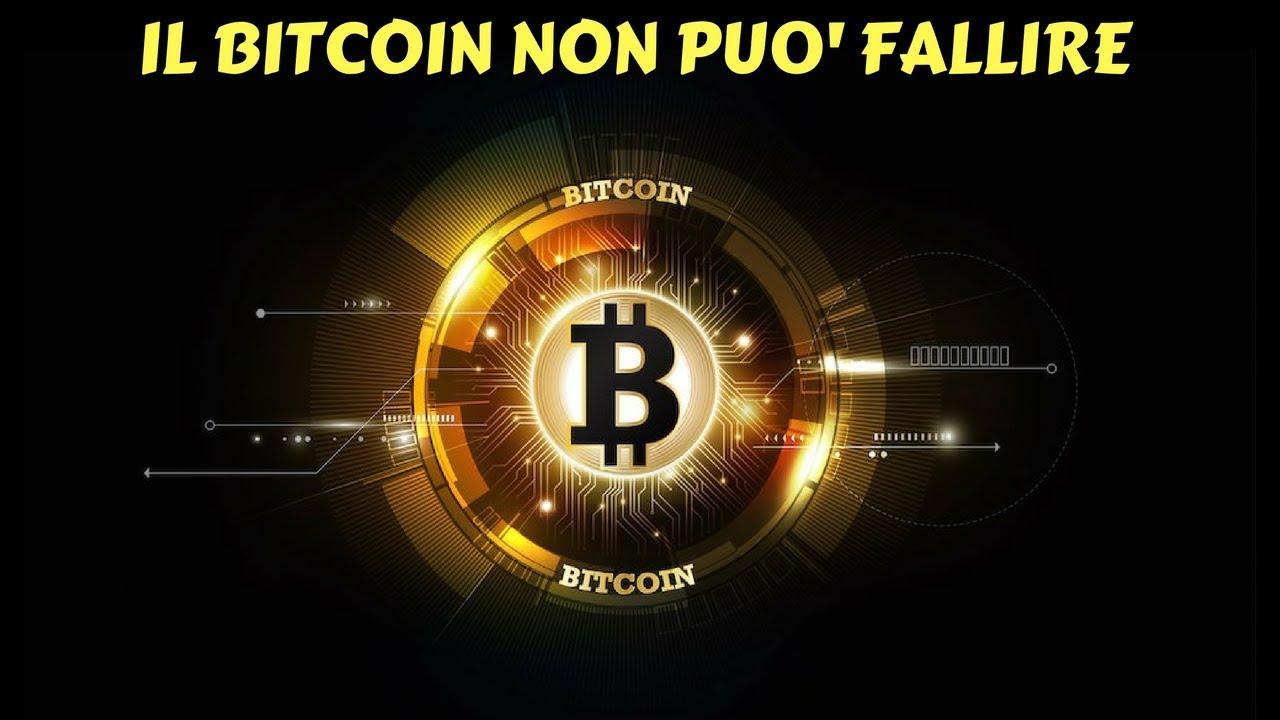 bitcoin fallire