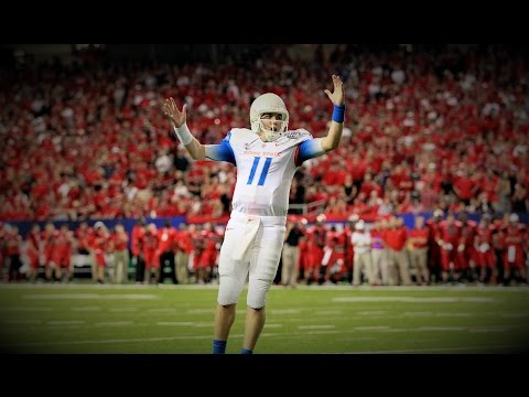 """50-3"" -- The Kellen Moore Era at Boise State"