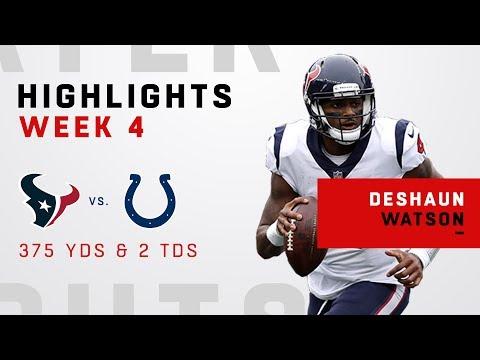 Deshaun Watson's 375 Yards, 2 TDs & OT Win!