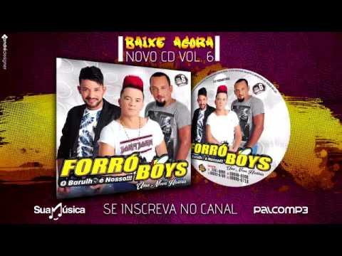 Forró Boys Vol. 6 - CD Completo