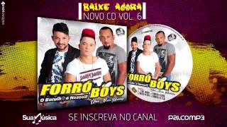 Forró Boys Vol. 6 - CD Completo