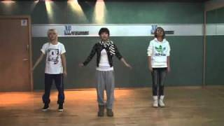 miss A Breathe Dance Tutorial