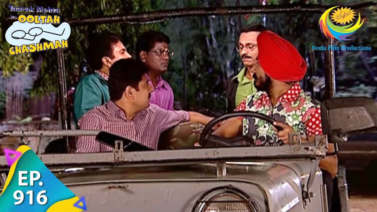 Download Taarak Mehta Ka Ooltah Chashmah - Episode 916 - Full Episode