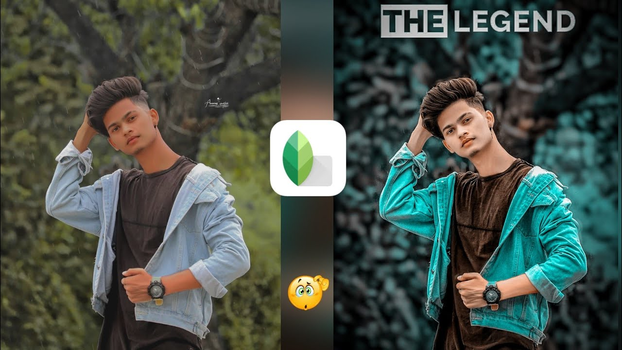 Download Snapseed Best Realistic Color Effect Editing Tricks🔥| Best Color Effect | New Snapseed Photo Editing
