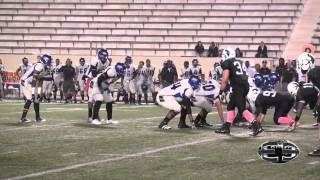 San Bernardino College  @ East LA College Football Highlights  2013
