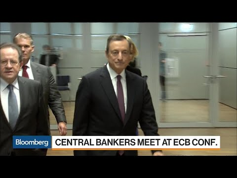 What to Watch When Central Bankers Meet at ECB Conference