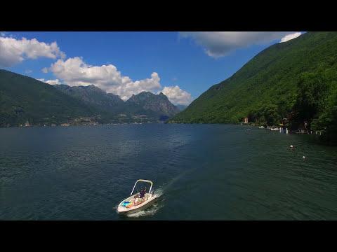 Ticino, Lake Lugano - Maroggia and Cantine di Gandria