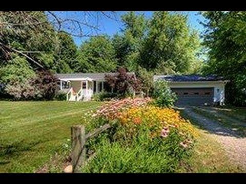 Ann Arbor Area Real Estate for Sale: 20200 Jerusalem Road, Chelsea, MI 48118 www.KathyToth.com