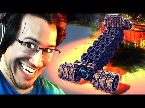 BEHOLD THE NOTA-PE-NIS!! | Besiege - Part 2