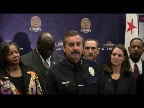 BIG BROTHERS BIG SISTERS, ANNOUNCE  LAPD