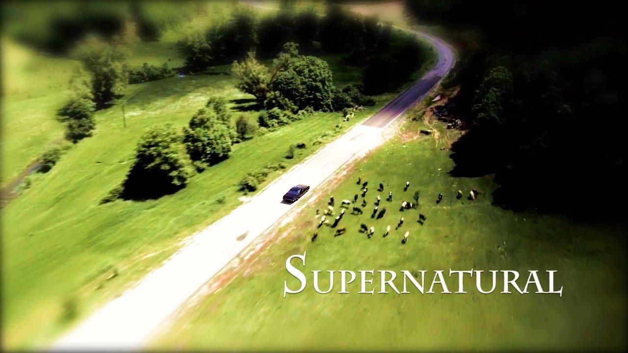 Supernatural - Outlander style opening
