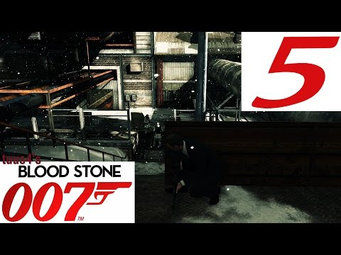 James Bond (007 mode): Blood Stone Part 5 - Chain Reaction