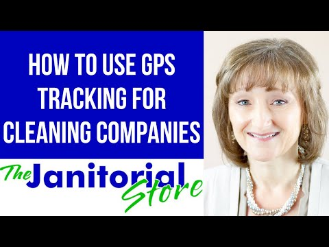 GPS Tracking for House Cleaning Companies
