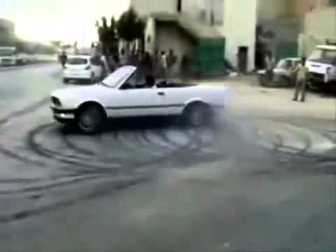 Bmw Serie Fast And Furious Drift !!!!! Insolite Marocco Tuning Car Auto Moto Voitures Maroc 2011   Y