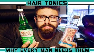 Video Hair Tonics, Why Every Man Should Use Them download MP3, 3GP, MP4, WEBM, AVI, FLV Agustus 2018