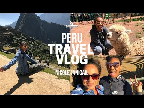 TRAVEL VLOG: PERU | Machu Picchu, Paragliding & More