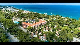 Отель LARISSA ART BEACH 5 Кемер самый честный обзор от ht kz