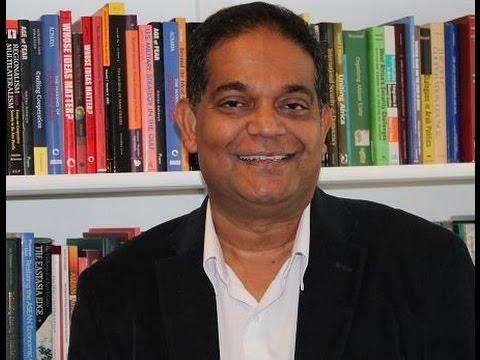 International Studies Association (ISA) Presidential Address 2014 by Amitav Acharya Part I