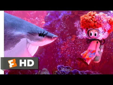 Hotel Transylvania 3 (2018) - Monsters Under the Sea Scene (5/10) | Movieclips