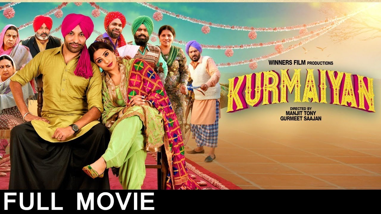 Download KURMAIYAN - New Punjabi Movie ( Full HD) | Harjit Harman | Japji Khaira | Latest Punjabi Movies 2019